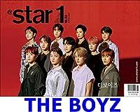 表紙:THE BOYZ/@STAR1(アットスタイル)8月号2020【4点構成】/韓国雑誌/韓国歌手k-pop KPOP/WOODZチョ・スンヨン/X1 Cho Seungyeon