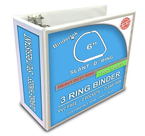 Large 3 Ring Binder - 9