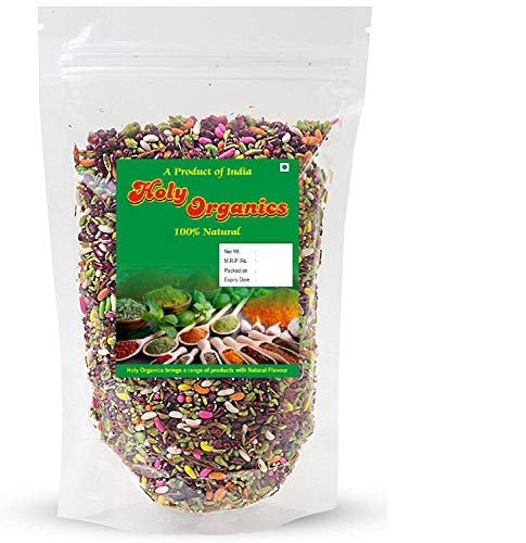 Holy Organics 100% Natural Rajasthani Mukhwas, 400 Grams