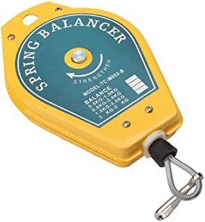 Spring Balancer 1.5-3kg Tool Fixtures Holder Hanging for Assembly-line Retractable