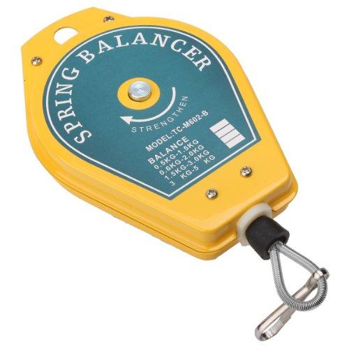 Einziehbare Federzughalterung Werkzeughalter zum Aufhängen von 3-5 kg