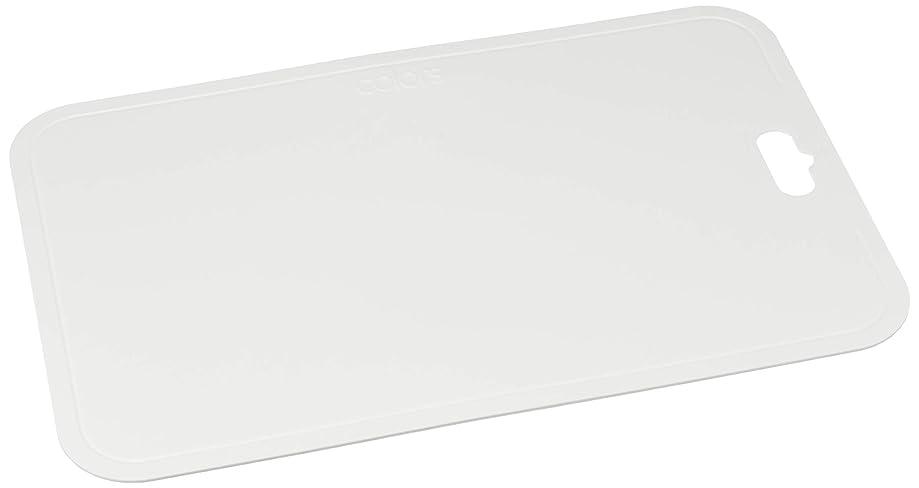 電信進化アイザックパール金属 まな板 ホワイト 食洗機対応 カラーズ 日本製 C-344