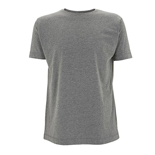 Continental Clothing - Men's Jersey T-Shirt/Melange Grey, XS