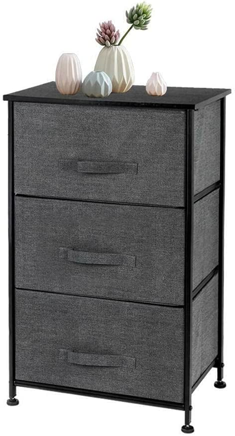 3 Drawer Easy-to-use Storage Don't miss the campaign Organizer Chest Shelf Closet Cabi of Dresser