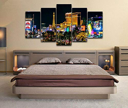 "Belagio Venetian Design Mauspad /"" Las Vegas Strip /"" 24 x 20cm Caesars Palace"
