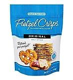 Snyders Pretzel Crisps Original 85 g (Pack of 8)...