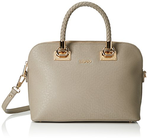 LIU JO ANNA SHOPPING BAG N66082E0087-71212 Tortora