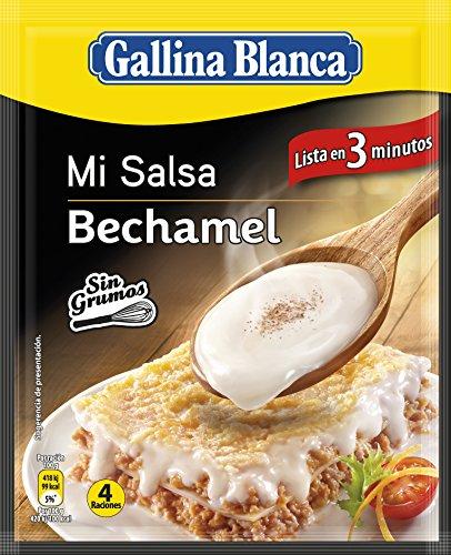 Gallina Blanca Mi Salsa Bechamel, 39g
