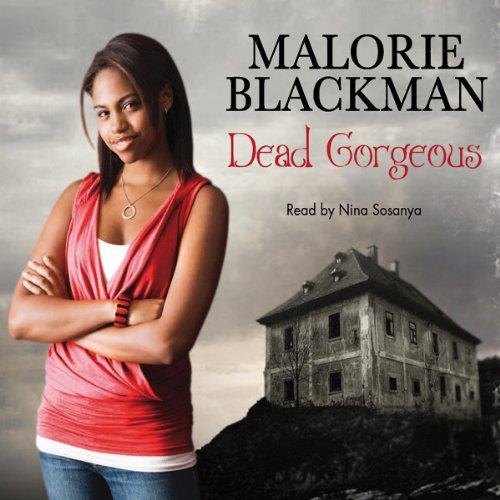 Dead Gorgeous audiobook cover art
