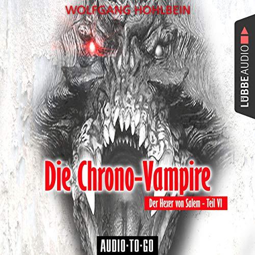 Die Chrono-Vampire cover art
