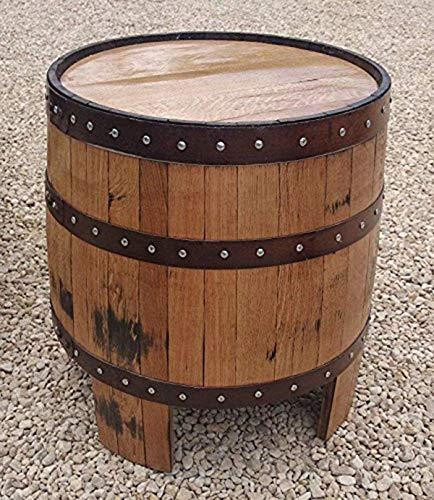 Gerecycled eiken whisky vat tuintafel