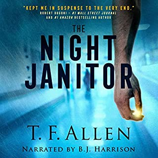 The Night Janitor cover art