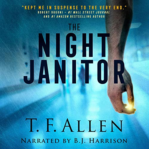 The Night Janitor Audiobook By T. F. Allen cover art