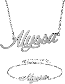 Best my name necklace warranty Reviews