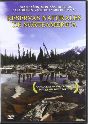 Reservas naturales norteamerica DVD