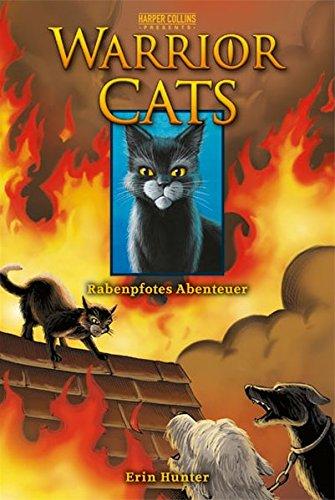 Warrior Cats (3in1) 03: Rabenpfotes Abenteuer: Rabenpfotes Abenteuer - Comic (Abschlussband)