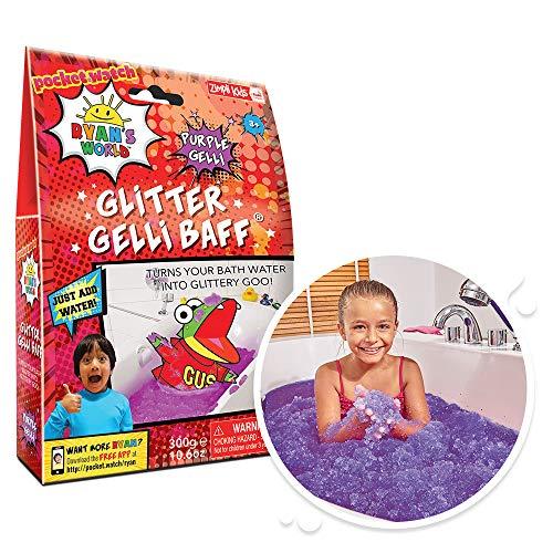 Ryan's World Glitter Gelli Baff Pur…