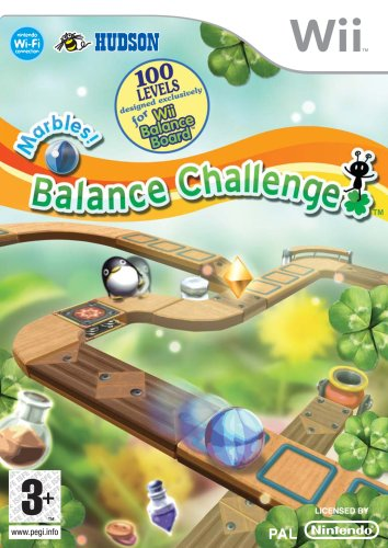 Marbles! Balance Challenge (Wii) [Import anglais]
