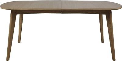 AC Design Furniture Moco Synoun Table à Manger en chêne 180 x 100 cm