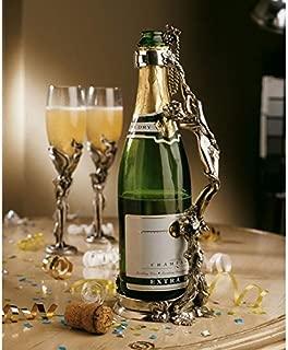 Design Toscano Bella Donna Maniglia Del Vino Wine/Champagne Stand