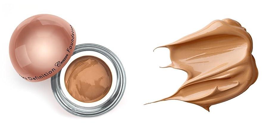 フォロー拡散するハイジャックLA Splash (無料なめらかな顔のシートマスク付き)LA-スプラッシュウルトラ定義されたクリームファンデーション 1オンス アーモンド/ 1オンス(20204)