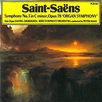 Saint-Saens: Symphony No. 3 in C Minor