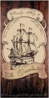 the decemberists concert poster