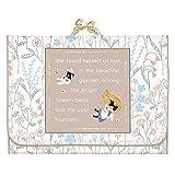 Fairytail フェアリーテイル ミニ財布(がま口) 【三つ折り財布】 (アリス)