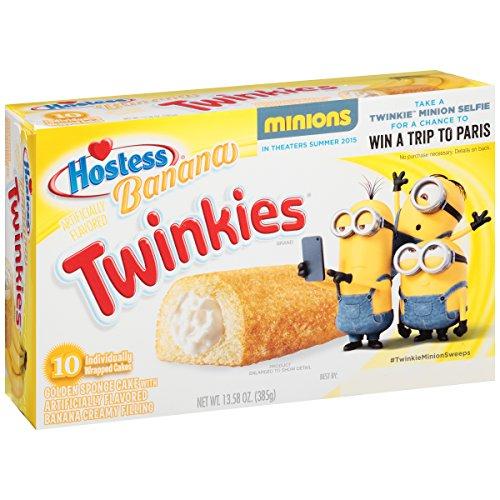 Hostess Twinkies Banana - 10 CT by Hostess