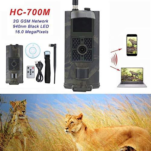 KUANGQIANWEI wildcamera jachtcamera dier-Cam foto trap Hunter Scout 1 2G HC700M 6MP IR-nachtzicht tracking camera 1080P GSM MMS