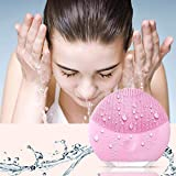 Zoom IMG-1 silicone detergente viso spazzola di