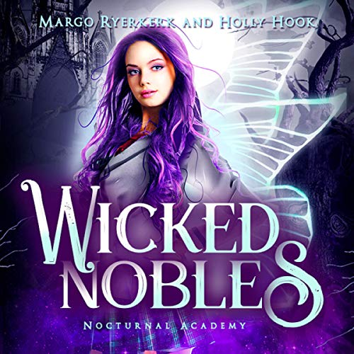 Wicked Nobles: A New Adult Prison Academy Novel  By  cover art