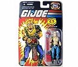G.I. JOE Hasbro 25th Anniversary 3 3/4' Wave 2 Action Figure Dreadnok Buzzer by Hasbro (English Manual)