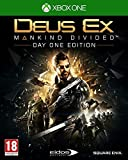 Deus Ex : Mankind Divided - édition day one - Xbox One - [Edizione: Francia]