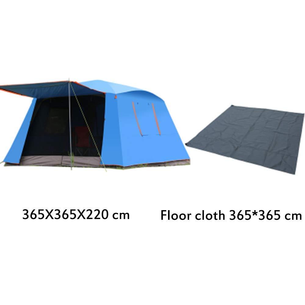 GL- Pérgola en la Playa, 6-10 Personas Ocio Camping al Aire Libre Paraguas Plegable Plegable Tienda de Pesca con protección Solar Transpirable: Amazon.es: Hogar