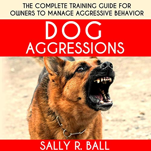 Dog Aggressions audiobook cover art