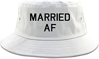 Married AF Wedding Bucket Hat