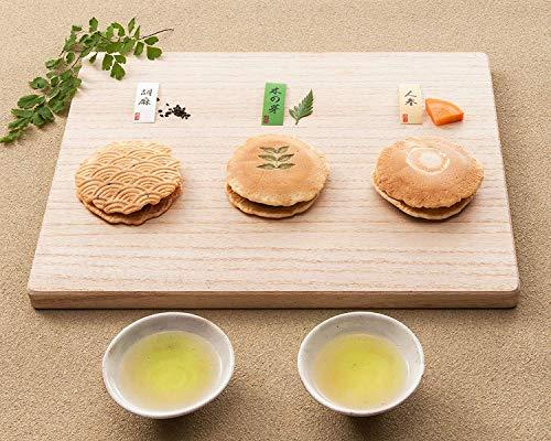 つるや製菓創味菓庵『創作どら焼き山菜菓趣』