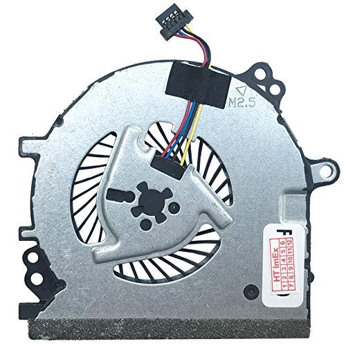 Lüfter Kühler Fan Cooler kompatibel für HP ProBook 430 G3 (T6Q40ET), 430 G3 (W4N73EA), 430 G3 (P5R97EA), 430 G3 (T6Q41ET), 430 G3 (P5R98EA), 430 G3 (T6Q42ET), 430 G3 (P5T00ES), 430 G3 (V5F07AV)