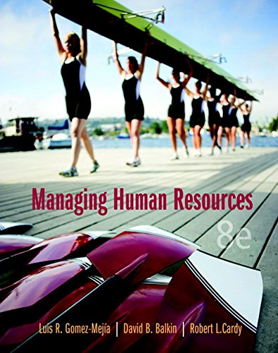 Image OfManaging Human Resources (Mymanagementlab)