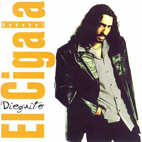 """Dieguito """"El Cigala"""""""