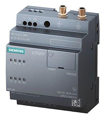 Siemens SIMATIC NET–Mitteilung Modul für Logo 0BA8cmr2020Netzwerk GSM/GPRS