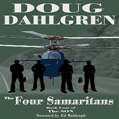 The Four Samaritans audiobook cover art