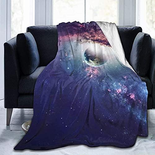 Mantas de Lana de la NASA para sofá, tamaño King para Toda