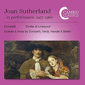 Donizetti, Verdi, Handel & Bellini: Opera Works