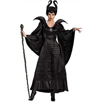 Tjtcs Sexy Negro Bella Durmiente Bruja Reina maléfica Disfraces ...