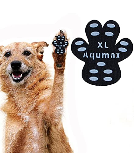 Aqumax Dog Anti Slip Paw Grips Traction Pads,Paw Protection with Stronger Adhesive,...