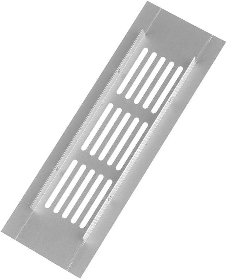 Cuiling-valla de aire Chapa perforada salida de humos, lo petan en aleación de aluminio Vents, Chapa perforada Web Hoja Rejilla de ventilación, Hoja Vents perforada rejilla de escape de aire