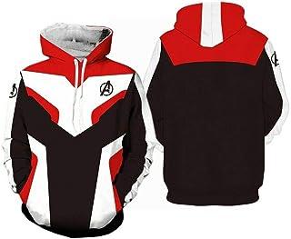 207da333ed748d Avengers 4 Endgame Hoodies 3D Print Men s Pullover Sweatshirts ...