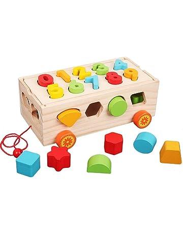 LHKJ Giocattoli per Lacci,Giocattoli per Lacci Fai-da-Te per Bambini,Giocattolo Educativo Prescolare